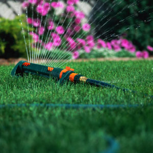 Hose End Sprinkler